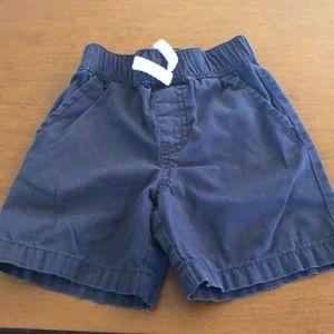 Wonder nation navy blue shorts 2T